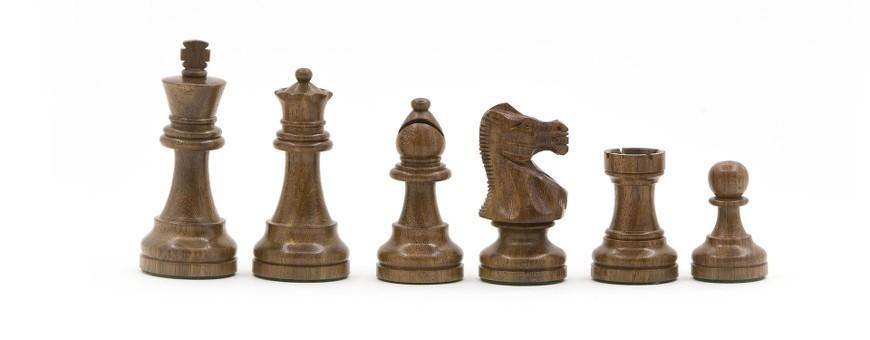 Klassische Schachfiguren