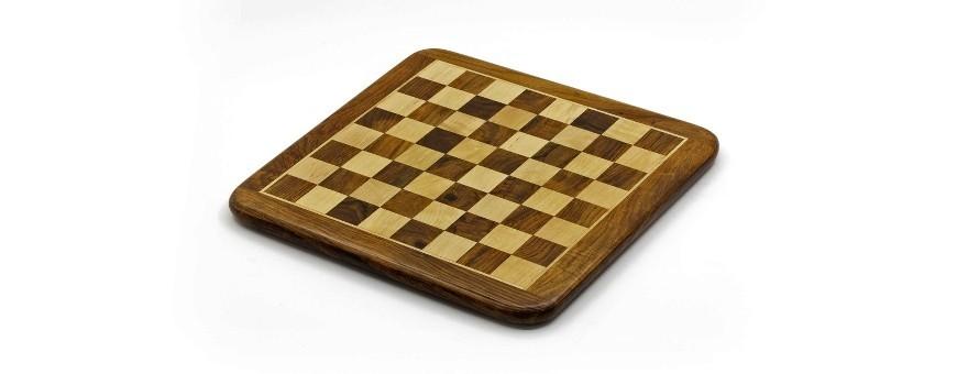 Schachbretter aus Holz