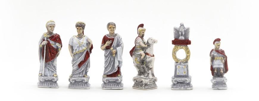 Künstlerische Schachfiguren